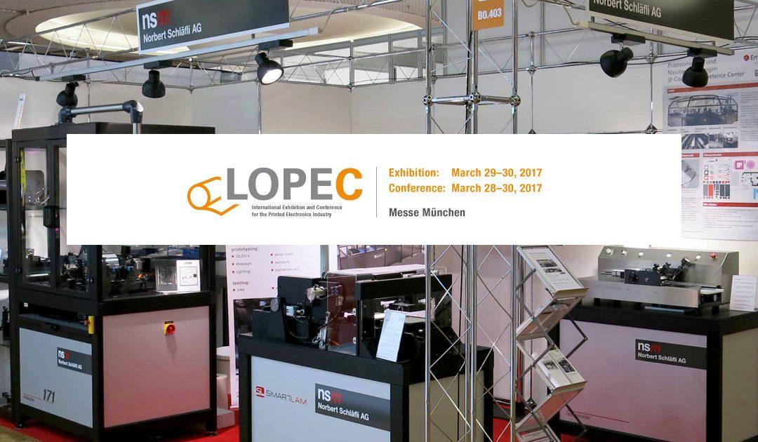 nsm an der LOPEC 2017