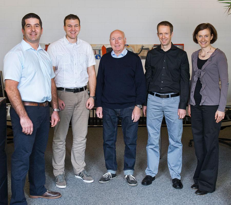 NSM Norbert Schläfli AG - Team