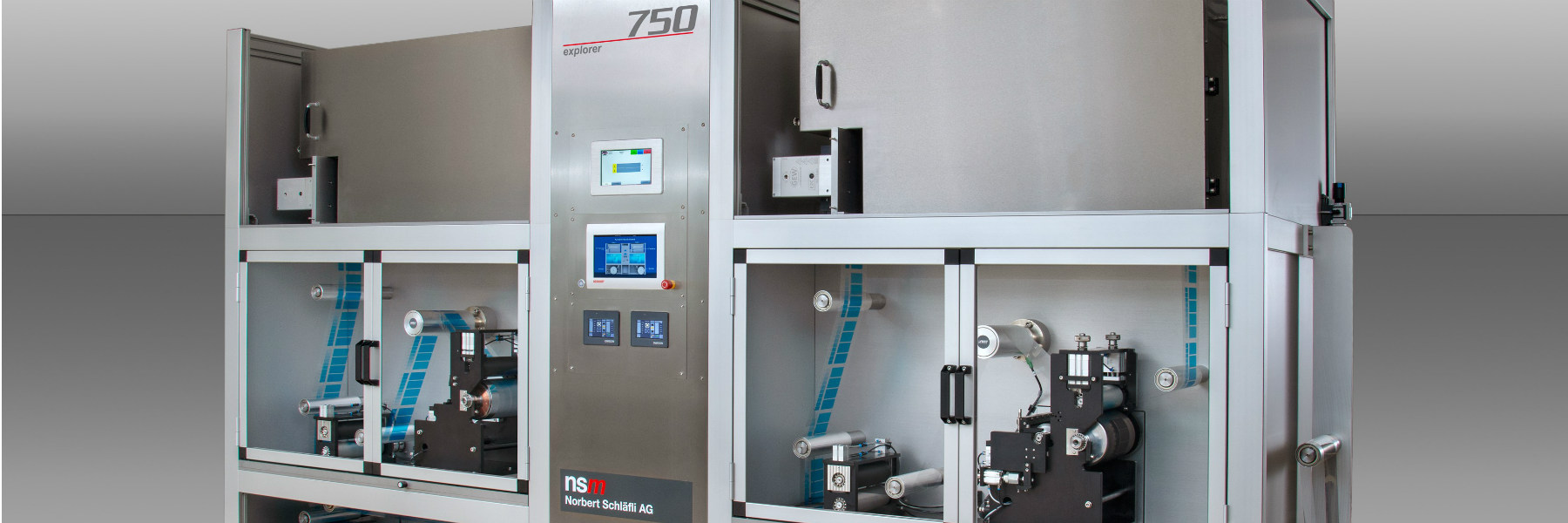 explorer 173 | sheet-fed printing and coating machine by nsm