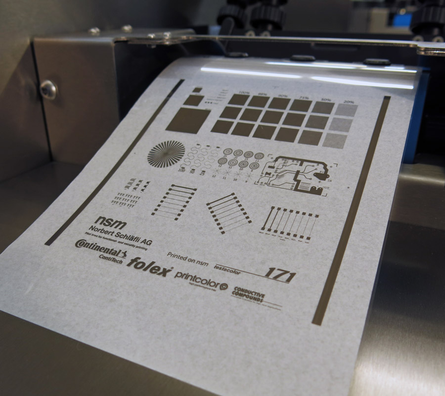nsm - equipment for prototyping and testing