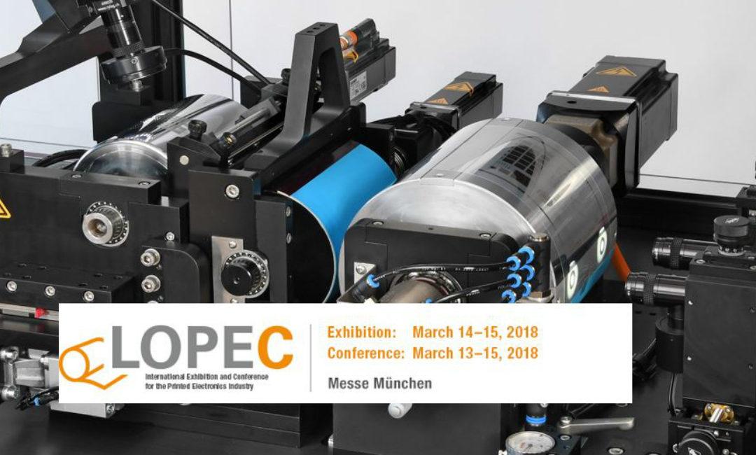 nsm at LOPEC 2018