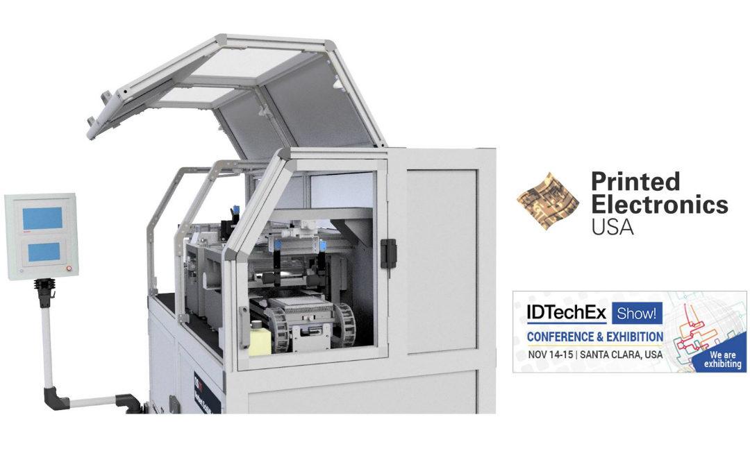 nsm & NexTex Ventures at Printed Electronics USA